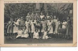 TAHITI - Quelques Beaux Fruits - Congrégation Saint-Joseph De Cluny - Paris - Tahiti
