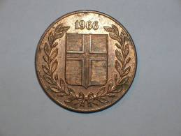 Islandia  5 Aurar 1966 (4285) - Islandia