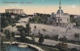 TURQUIE - Yildiz - Kiosque (colonne De Cavaliers) - Turchia