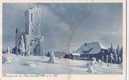 Hornisgrinde Im Winter, Um 1930 - Freudenstadt