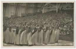 Oberammergau Passionspiel 1930 Echte Foto Blick In D. Zuschauerraum - Oberammergau