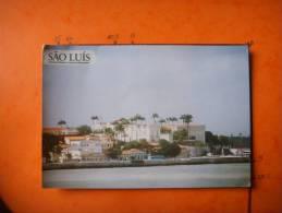 59) Prefeitura De Sao Luis Fumtur ;fundacio Municipal De Turismo : 2 Scans - São Luis
