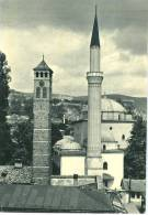 Bosnia And Herzegovina , Sarajevo, Minarets, Unused Postcard [11895] - Bosnia And Herzegovina