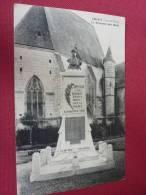 ## ACHAT IMMEDIAT## DEP 41 CHISSAY Monument Plié  CPA - Unclassified