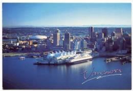 CANADA - AK134039 British Columbia - Vancouver - Canada Place - Vancouver