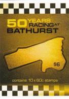 Australia 2012 50 Years At Bathurst Booklet MNH - 2010-... Elizabeth II