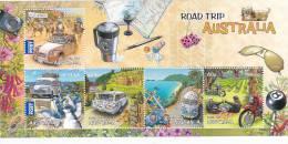 Australia 2012 Road Trip Australia Miniature Sheet - 2010-... Elizabeth II