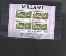 SELLOE DE MALAWI - Celebrità
