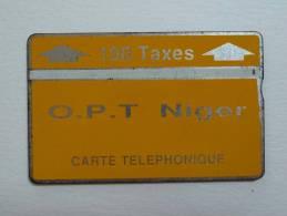 NIGER - L&G - 100 Units - 812E - RRR - Niger