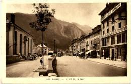 Modane - Place De La Gare - Modane