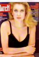 Paris Match 1757 Sardou Michele Torr Gainsbourg Mitterrand Ickx Brasseur Platini Hitler - People