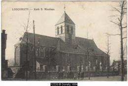 12228g LOOCHRISTY - Kerk S. Nicolaas - 1919 - Lochristi