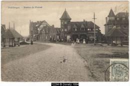 12294g STATION Du VICINAL - Duinbergen - 1911 - Knokke