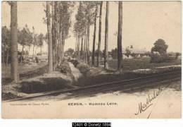 12401g CHEMIN De FER - CAFE -RESTAURANT Des Champs Elysées - Hameau Lelle - Bergh - Kampenhout