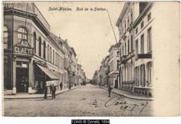 "12440g Rue De La STATION - ""Ad Claeys"" - Saint-Nicolas - 1907 - Sint-Niklaas"