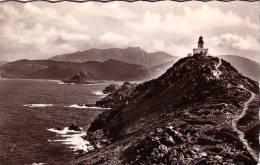 Les Iles Sanguinaire - Le Phare - Carte Photo - Zonder Classificatie