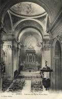 74 - Annecy - Intérieur De L´ Eglise Notre Dame - 38474 - Annecy