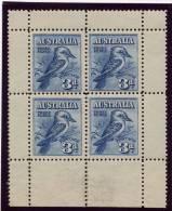Australia, YT BF2**, Scott SS95A**, SG MS106a**, MNH - Blokken & Velletjes