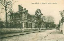 92 SCEAUX Le Lycée Lakanal Entrée Principale - Sceaux