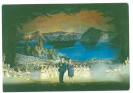 G240 Pyongyang - Opera - Seun Hy Et Djoun Ho Au Baiktou - Mont Sacre De La Revolution / Non Viaggiata - Corea Del Nord