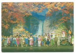 G241 Pyongyang - Opera - Travailleurs Passant Des Jours De Repos Aux Monts Keumgang / Non Viaggiata - Corea Del Nord