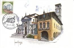 1989 - Sportello Filatelico SAN DANIELE DEL FRIULI (UDINE) - 1981-90: Marcophilie