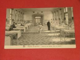 BRUXELLES - Hôpital Brugmann -  Médecine Des Adultes - Salle Des Malades - Santé, Hôpitaux