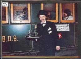 CARTE MODERNE - BRÜNIGBAHN ( BALLENBERG DAMPFBAHN ) - TRAIN - BAHN - TB - BE Berne
