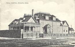 EVELETH - Minnesota - Saint Louis County - US - Fayal Hospital 1910 - Etats-Unis
