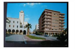 AFRIQUE LIBYE LIBYA  BENGHAZI OMAR EL MUKTAR STREET BANCO DI ROMA - Libya
