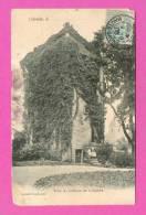 CPA  FRANCE  70  -  COLOMBE  -  Tour Du Château De Colombe  ( En 1905 ) - Frankreich