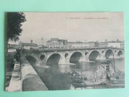 TOULOUSE - Pont Neuf Et Cours Dillon - Toulouse
