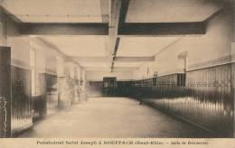 ROUFFACH - Pensionnat St Joseph - Salle De Récréation - Rouffach