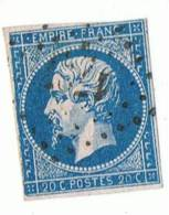 Napoléon III - Empire Français - 20 C - Non Dentelé - 1853-1860 Napoleon III