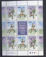 Irlande **   N°  860/861   - Coupe Du Monde De Foot Aux Etats Unis - Ireland