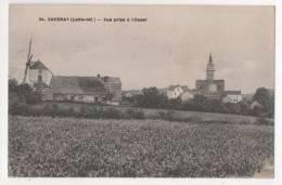 SAVENAY - Vue Prise à L'Ouest - Savenay
