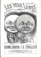 Menu  Vierge  AIR FRANCE 01/1988 -  D´après Gravure De Partition D´ Epoque  -  LA  GUERRE EN  DENTELLES - Menus