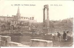 ARLES .. LE THEATRE ANTIQUE - Arles