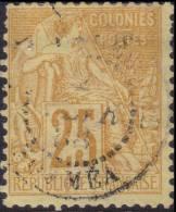 *PROMO* 25c Alphée DUBOIS Oblitéré Nouméa TB (Cote Dallay: 75€)