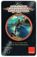 MBC150 - BIARRITZ SURF FESTIVAL1 - - Cellphone Cards (refills)