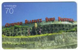 MBC151 - BIARRITZ SURF FESTIVAL2 - - Cellphone Cards (refills)