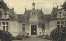 9k - 37 - Loches - Indre Et Loire - Le Manoir (facade Nord) - Loches