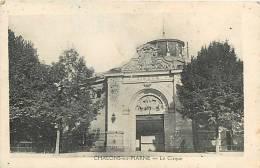 : Réf : N-12- 0126  :  Châlons Sur Marne Le Cirque - Châlons-sur-Marne