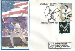 Major League Baseball 2004  Rock Hill . New-York   ,une Enveloppe Souvenir - Base-Ball
