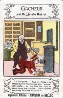 BENJAMIN RABIER Carte Publicitaire Illustrée Gacheur Charbon De Bello - Rabier, B.