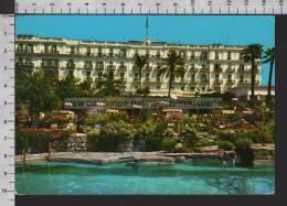 R5002 SAN REMO ROYAL HOTEL LA PISCINA AD ACQUA DI MARE VG - San Remo