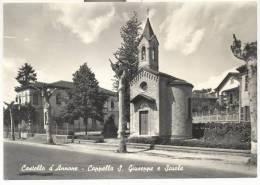 2442-CASTELLO D´ANNONE(ASTI)-CAPPELLA S.GIUSEPPE-FG - Asti