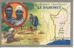 LE DAHOMEY - Colonies Françaises - Dahomey