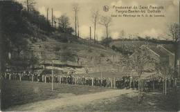 Forges-Baelen-Lez-Dolhain     : Pensionnat De Saint Francois : Salut Du Pélerinage De ND De Lourdes - Baelen