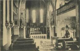Forges-Baelen-Lez-Dolhain : Pensionnat De Saint Francois : Intérieur De La Chapelle - Baelen